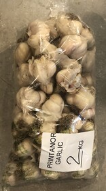 Garlic Seed New Zealand Printanor 2kg