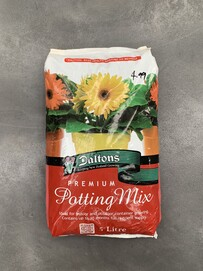 Premium Potting Mix 5 litre