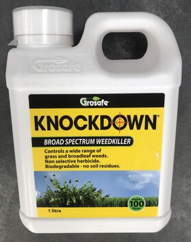 Grosafe Knockdown 1 litre